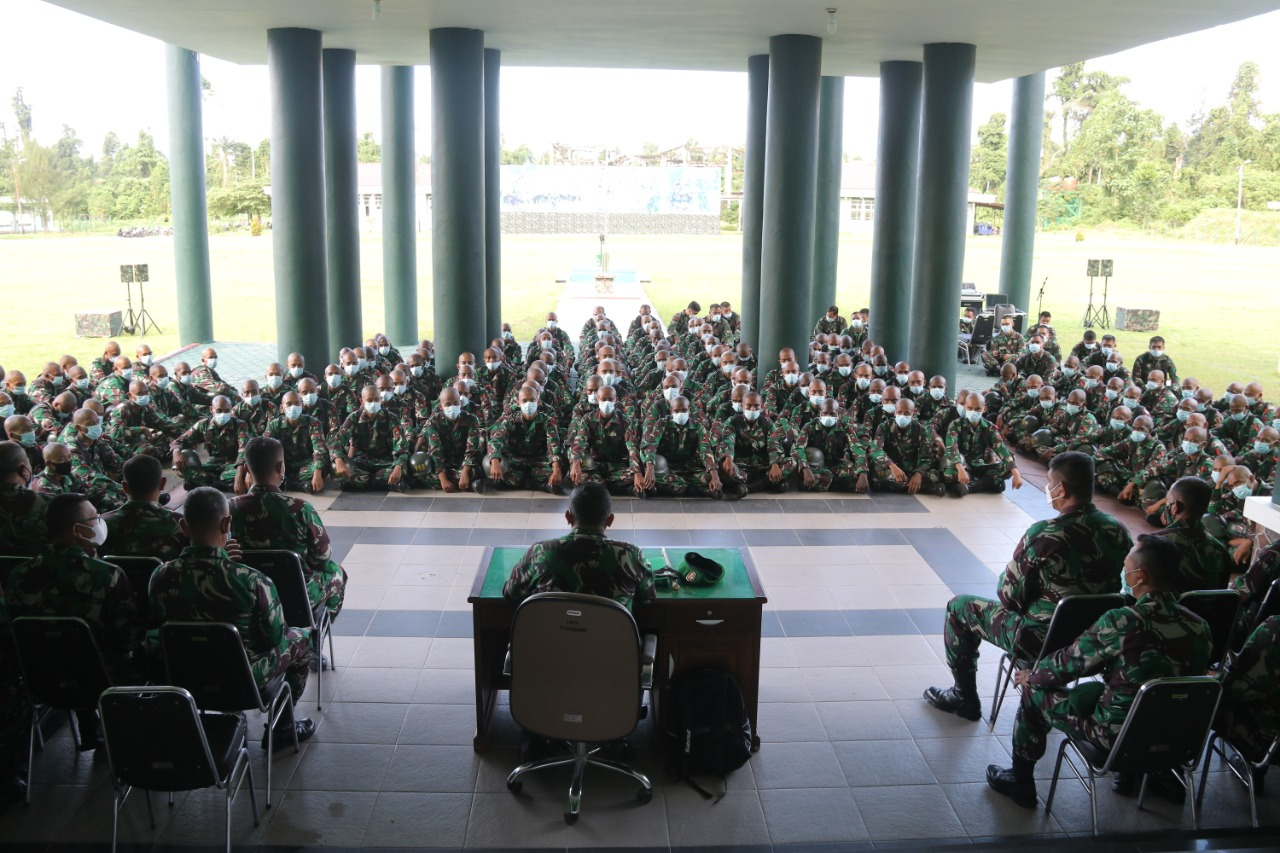 Jadi Prajurit TNI Adalah Kebanggaan dan Kehormatan, Jangan Sia-siakan