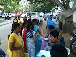 LSP Chennai public grievance camp at Pattinapakkam on 11 April 2013