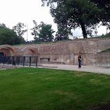Część fortyfikacji miejskich Wrocławia