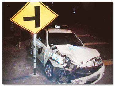 Timbalan Ketua Polis Kuala Krai antara 3 maut kemalangan
