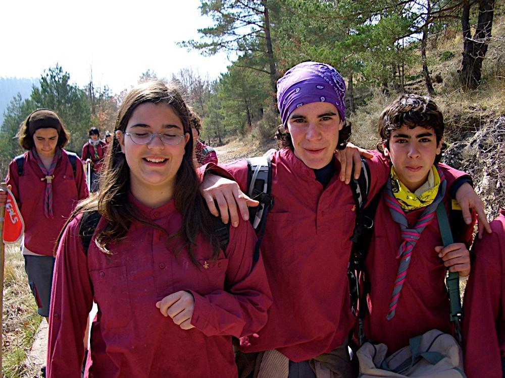 Campaments amb Lola Anglada 2005 - CIMG0329.JPG