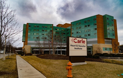 Carle Foundation Hospital security officer dies from COVID-19
