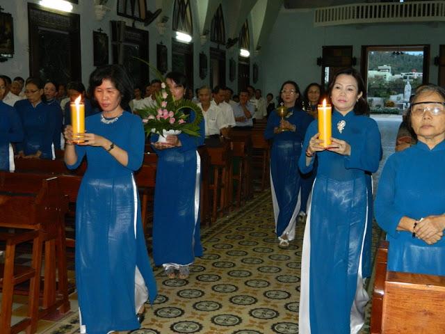 Mừng bổn mạng Hội mẹ Công giáo Tuy Hòa