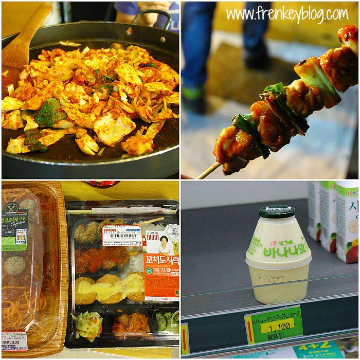 BBQ Ayam, Stik BBQ, Nasi Kotak, Susu Pisang