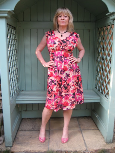 Tracy Reese dress - front view