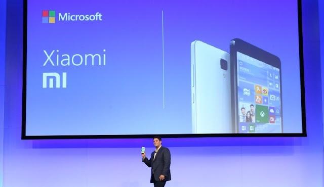 Kerjasama Xiaomi Microsoft: 1500 Paten dan Aplikasi Prainstal Untuk Device Terbaru Xiaomi