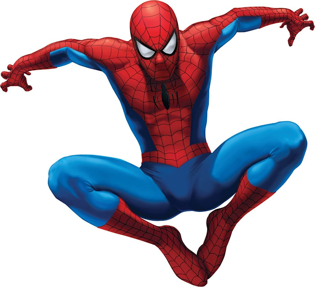 The Amazing Spiderman Giant Wall Sticker