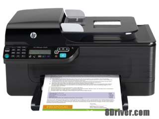 Free download HP Officejet 4500 – G510g Printer drivers and install