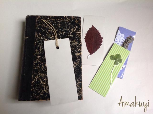 Marcapáginas-hojas-secas-Tutorial-DIY
