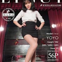 LiGui 2015.11.20 网络丽人 Model YOYO [47P] cover.jpg