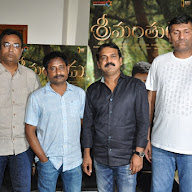 Srimantudu Press Meet Stills