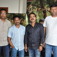 Srimantudu Press Meet Stills