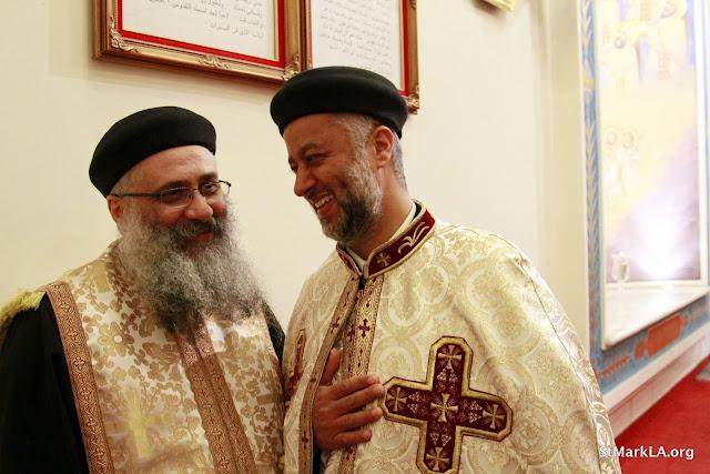 Rites of receiving Fr. Cyril Gorgy - _MG_0902.JPG