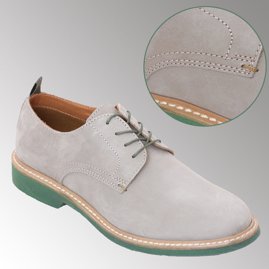 Pantofi Piele Intoarsa, Piele Naturala 100%