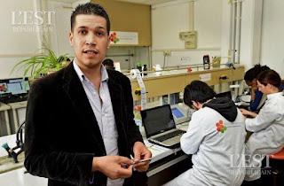 Vidéo: Un diplômé de l'université de Bejaïa est l'un des spécialistes mondiaux des anti-oxydants