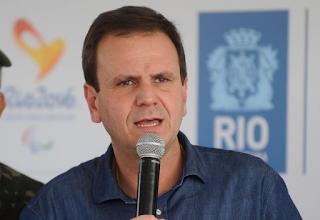 Eduardo Paes como vice de Lula em 2022