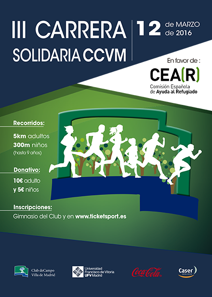 III Carrera Solidaria Club de Campo Villa de Madrid