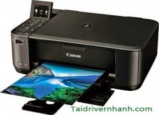 Cách download driver máy in Canon PIXMA MG4240 – hướng dẫn sửa lỗi không in