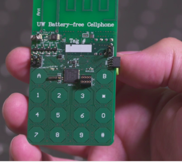 See The First Mobile Phone That Works Without A Battery 1