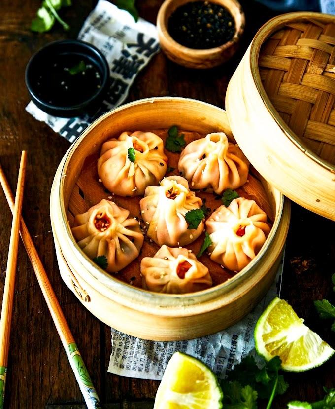 Mandu/ Korean Dumplings Recipe | Breakfast Care