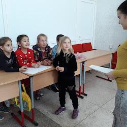 Познавательно – развлекательная программа «Школа юных космонавтов» (Черноморский РДК)