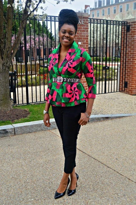 Nikki-Billie-Jean-Pink-and-Green-Ankara-Print-Peplum-Jacket-9-681x1024