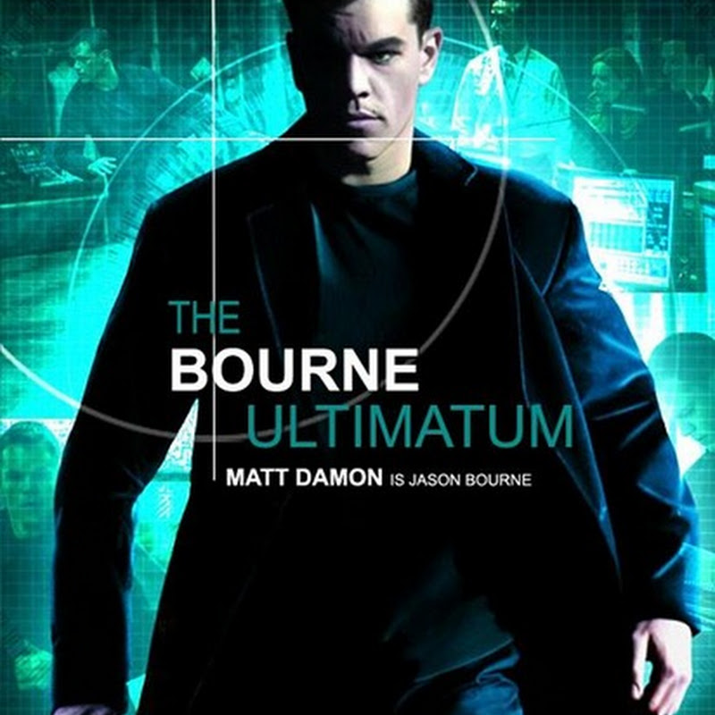 The Bourne Ultimatum, come intrattenere con grande professionalità e sperimentare nuove tecnologie.
