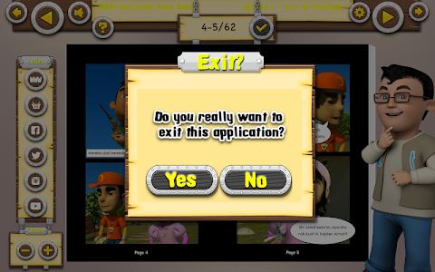 Kisah Sang Perisik UMMI Ep4 HD screenshot 4
