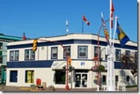 Alaska Highway House, Dawson Creek, from their website