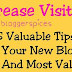 How Increase Blog Traffic