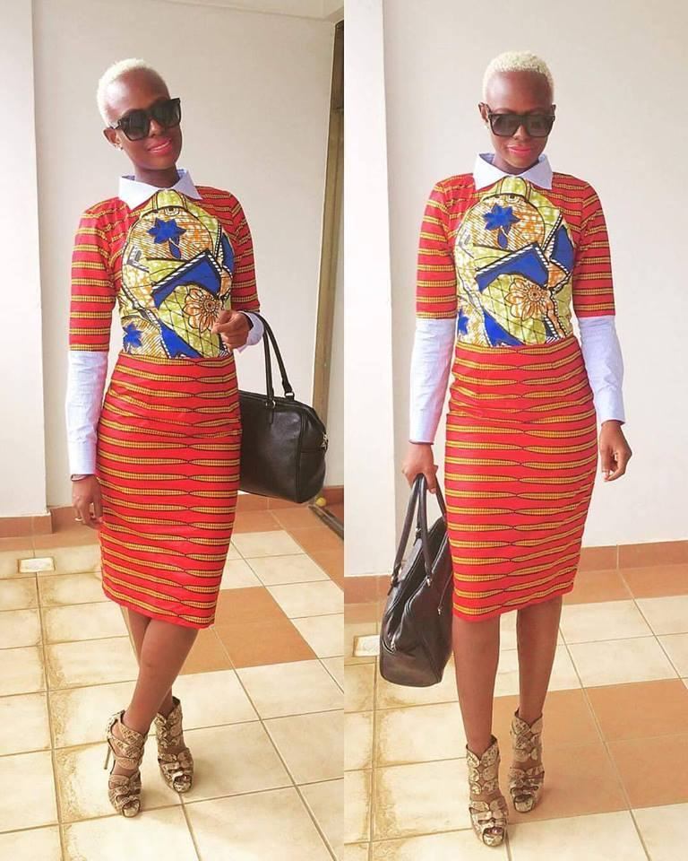 Fancy Kitenge Designs For Women ⋆ Fashiong4