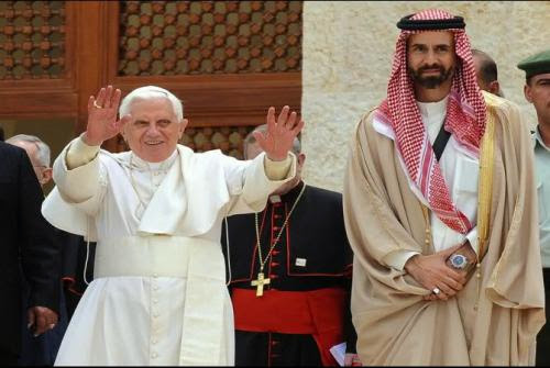 A Muslim Prince Of Peace Visits East Jerusalem