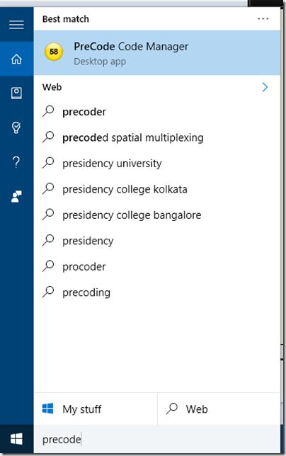 precode-syntax-highlighter