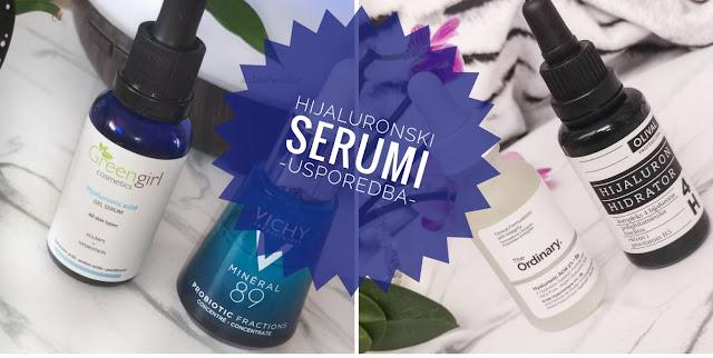 Hijaluronski serum
