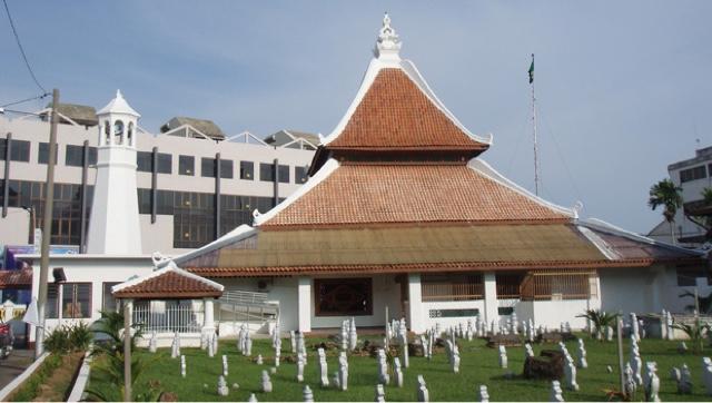 Masjid Kampung Hulu Melaka