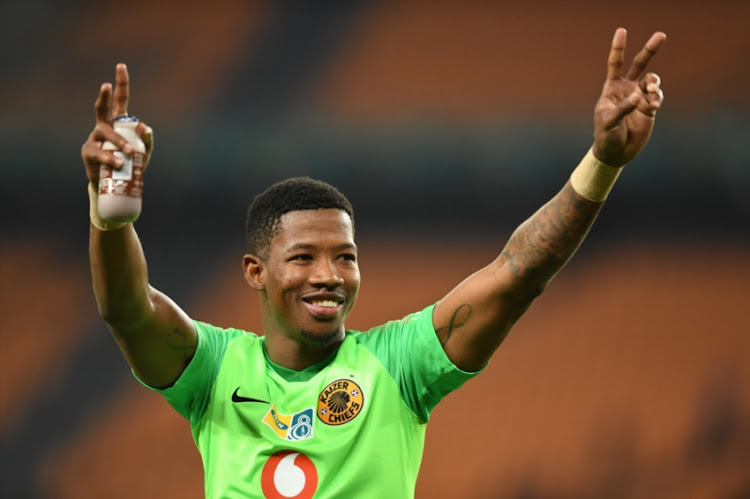 Virgil Vries during the MTN 8 quarter final match between Kaizer Chiefs and Free State Stars at FNB on August 11, 2018 in Johannesburg, South Africa.