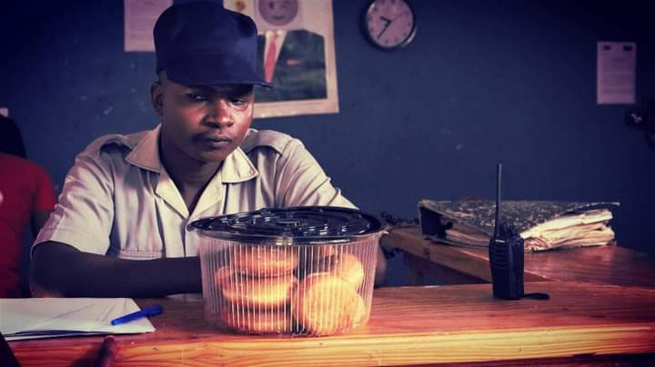 The state of Zimbabwean policing with Gazaland Police Station