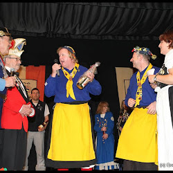 Ordensfest Küblergarde