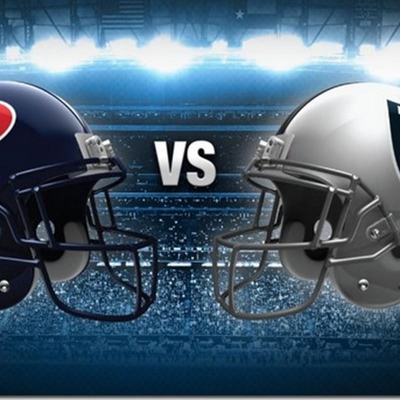 NFL Raiders vs Texans Mexico 2016 Boletos Estadio Azteca