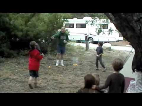 Tony Horton Baseball Lesson, Tony Horton