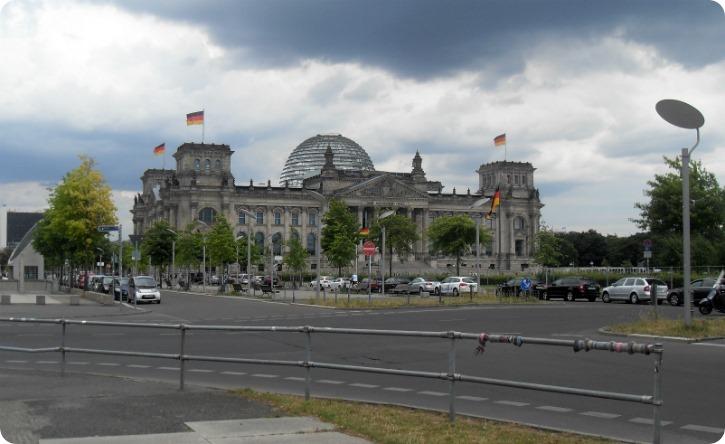 Risdagen - Berlin