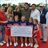 Carmel High School $150,000 Check Presentation