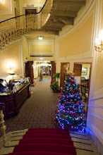 Photo: Hotel in Christmas moode