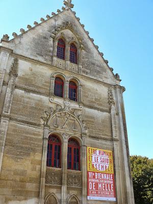 French Village Diaries Melle Deux Sevres Art Poitou-Charentes Etre Humain Et Le Savoir Ensemble