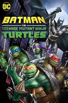 Capa Batman vs. As Tartarugas Ninjas Torrent