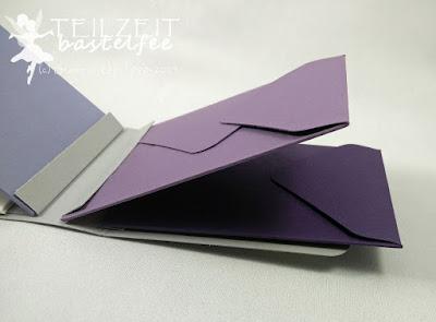 Stampin' Up! - Boxes, Verpackungen, Dress Up, Envelope Punch Board, Teebeutelbuch, Gift Cards, Tea bag book, Gutschei