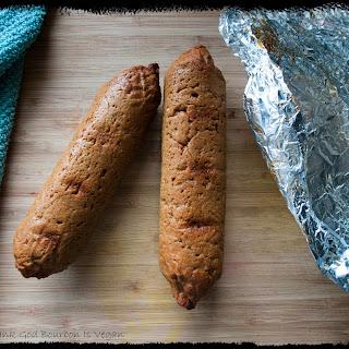 Homemade Baked Seitan