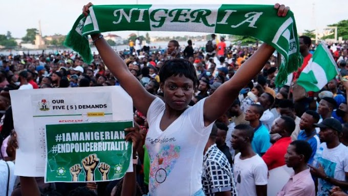 See Reactions As Nigeria Ranks Third Worst Governed Country In The World