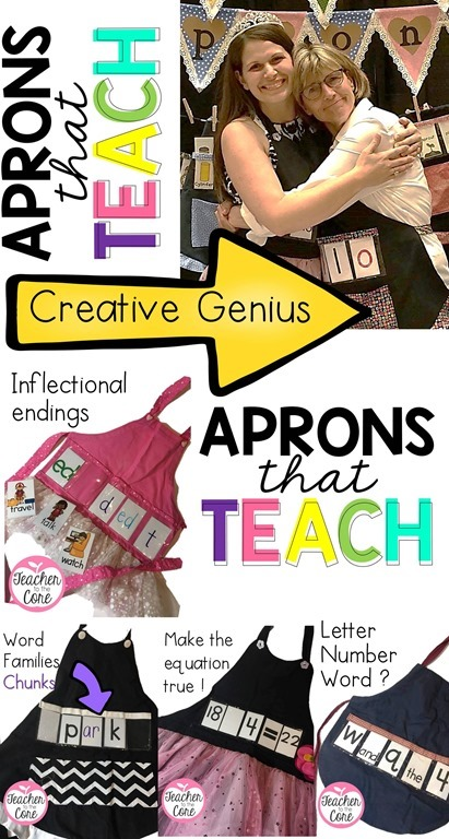 Show and Tell Aprons