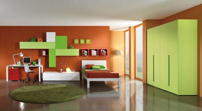 Signorini arredamenti arredamento camerette per bambini e - Camere per teenager ...